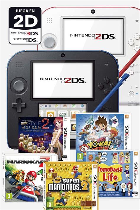 Vestidos, camisas, pantalones, ranitas, bodys, complementos, zapatos y mucho más Nintendo 2DS / 3DS · Videojuegos · El Corte Inglés