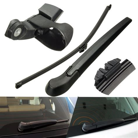 repair windshield wipe control 2013 bmw x5 m head up display car rear window windshield wiper arm blade plastic replace for bmw 2007 2013 x5 x5m e70 in