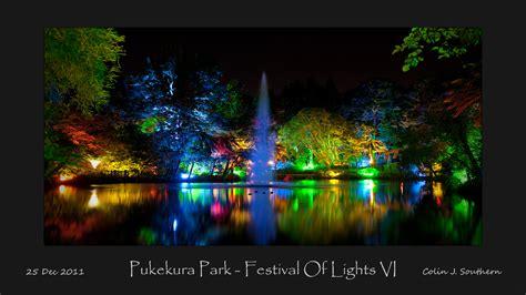 festival of lights pukekura park new plymouth nz