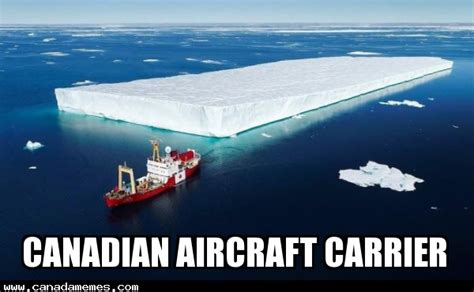 canadian aircraft carrier canada memes