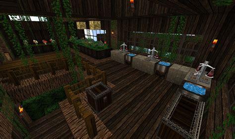 jds gaming blog minecraft creations  jungle greenhouse