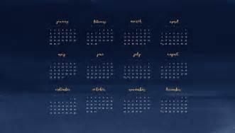 Free Desktop Calendar 2017