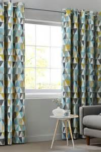 Geometric Pattern Curtains Uk by Curtains Geometric Curtains And Geometric Patterns On
