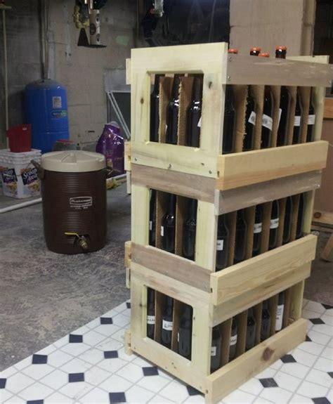 trio  beer crates  knotcurser  lumberjockscom