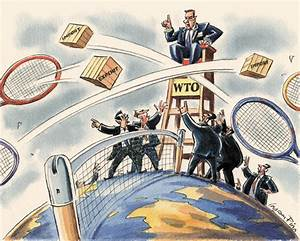 Inherent Flaws in the World Trade Organization and the ...