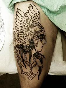 Tatouage Valkyrie Nordique : i think a valkyrie tattoo might be the next endeavor tattoos pinterest tatouage henn et ~ Melissatoandfro.com Idées de Décoration