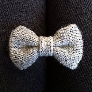 Ravelry: Basic Bow Tie pattern by Courtney Spainhower