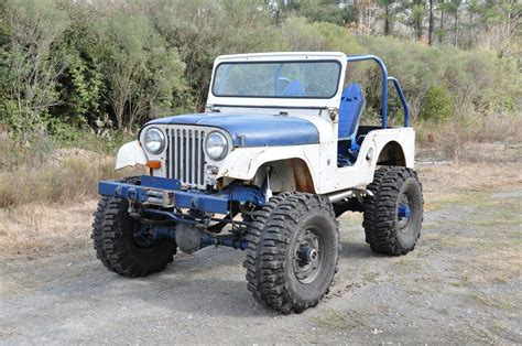 1965 Jeep Willys Cj5  Cool, Classic 4x4's Dude