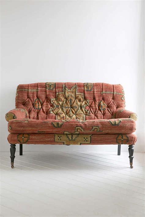 Kilim Loveseat by Venezula Kilim Sofa Reading Nooks Stove And Spaces