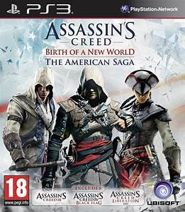 Ubisoft Announces Assassin's Creed Birth of a New World ...