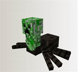 Overview - Creeper-Spider Mod - Mods - Projects ...
