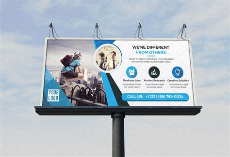 Billboard Template billboard template flyer templates creative market 3016 x 2074 · jpeg