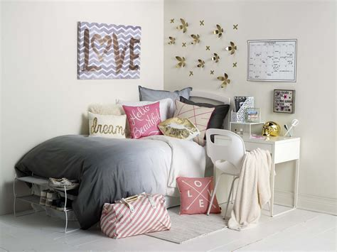 Dorm Room Design Goes A Few Degrees Beyond The Milk Crate
