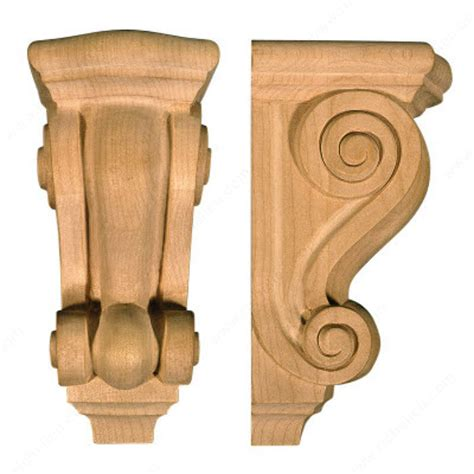 Architectural Corbel by Mission Shaker Corbel Ms11 Richelieu Hardware