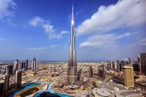 Tallest Man-made Structure In The World In