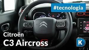 Tanta Tecnologia Sulla Nuova Citro U00ebn C3 Aircross