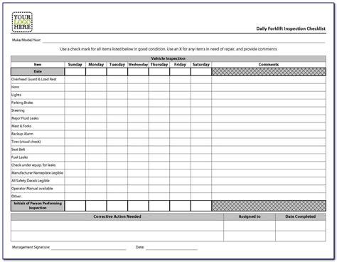 osha rigging inspection checklist vincegray