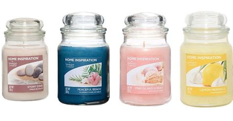 Selected Yankee Candle Home Inspiration Large Jars £9£10