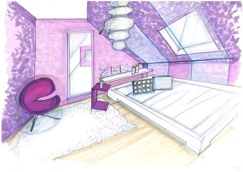 comment dessiner une chambre chambre perspective chaios com