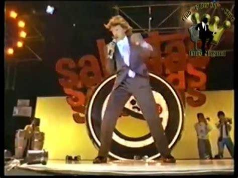 Luis Miguel Comercial Sabritas 19872 YouTube