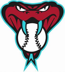 Arizona Diamondbacks Alternate Logo (2016) - Snake head ...