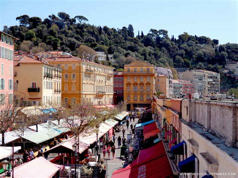 cours saleya market in photos the