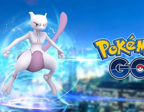 pokemon  mewtwo raid news legendary battle