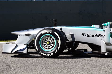 Follow the mercedes team, one of the most dominant forces of the modern f1 era, but one boasting a formula 1 tradition that dates back to the 1950s, with names like hamilton, rosberg and schumacher racing in the wheel tracks of fangio and moss. 2013 Mercedes AMG F1 W04 ~ Car specifications - Automobile stats