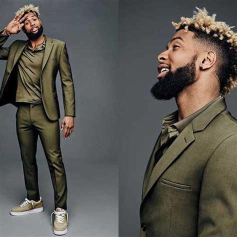 cool mohawk hairstyles  black men