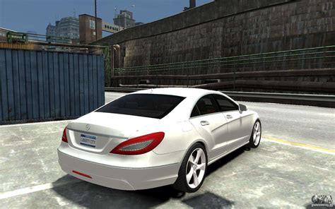 Mercedes-benz Cls 350 For Gta 4