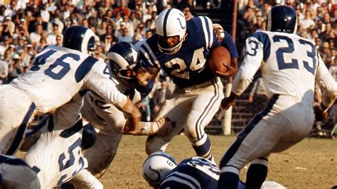 lenny moore  top  nfls greatest players