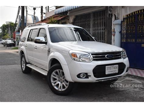 ford everest   tdci
