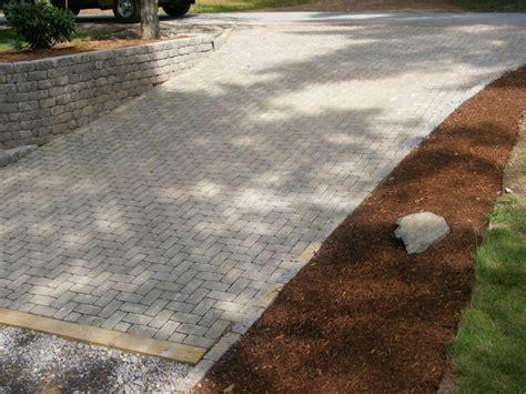 permeable driveway blocks permeable pavers driveway sl hardscapes pinterest