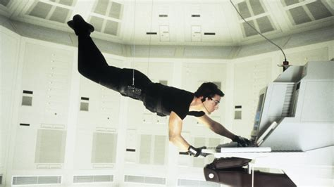 Mission Impossible (1996)  Backdrops — The Movie