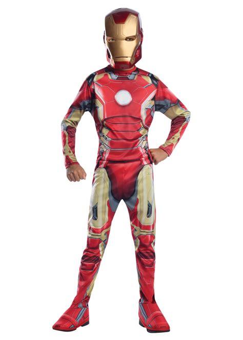 iron man age  ultron boys costume superhero costumes