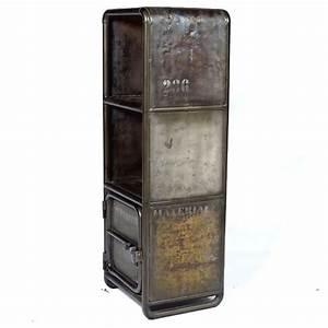Etagere Industrielle Vintage : etag re industriel colonne sabah pas cher en vente chez ~ Teatrodelosmanantiales.com Idées de Décoration