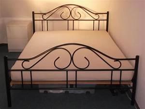 Bett 140x200 Metall : bett 140x200 kaufen gebraucht und g nstig ~ Markanthonyermac.com Haus und Dekorationen