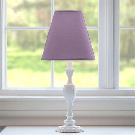 purple lamp shades tags lilac lamp shade  bedroom
