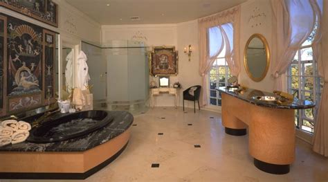 Luxury Master Bedroom.