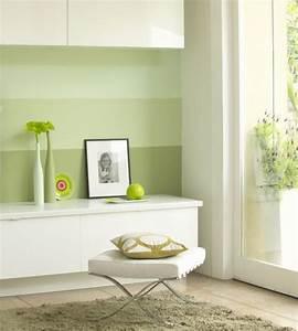 Schlafzimmer In Grün Gestalten : w nde in gr n planungswelten ~ Michelbontemps.com Haus und Dekorationen