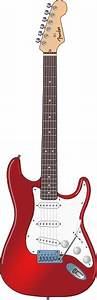 Stratocaster Clip Art Free Vector In Open Office Drawing