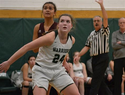weedsport girls basketball shows  passing prowess