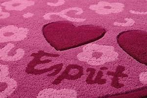 tapis de fille chaioscom With tapis rose pour chambre fille