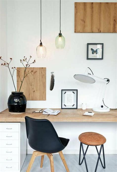 bureau style scandinave aménagement d 39 un petit espace de travail le bureau style