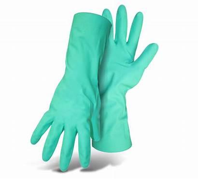 Gloves Rubber Grip Diamond Unlined
