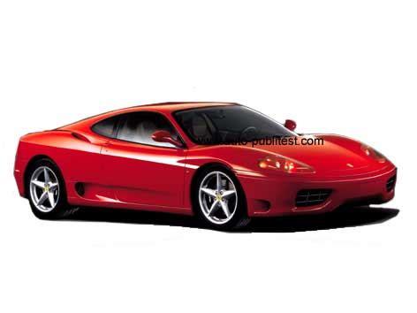 Ferrari 360 1998 - Careos
