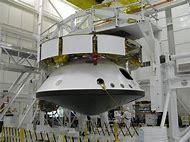 Mars Science Laboratory Spacecraft