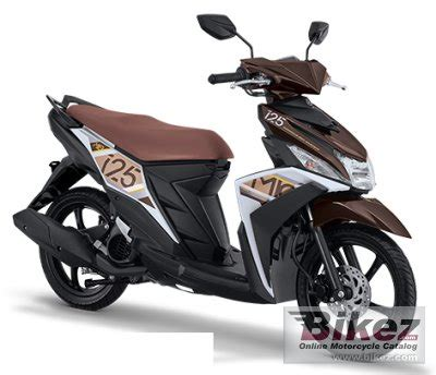 Review Yamaha Mio M3 125 by 2017 Yamaha Mio M3 125 Aks Sss Specifications And Pictures