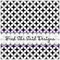 Fred, She Said - Digital Design & Papercrafting Goodness ...