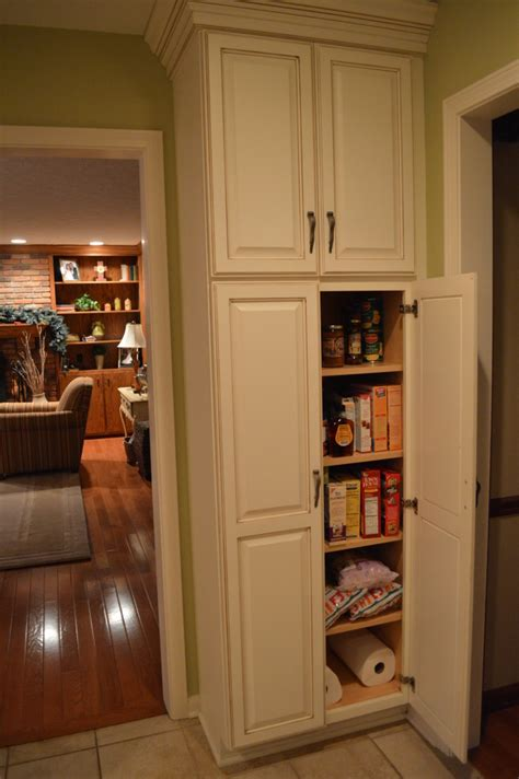 built  pantry cabinet interior design inspirations